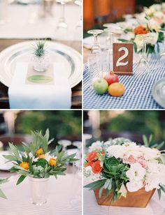 California Backyard Wedding: Matt + Paul