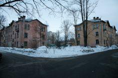 Saint-Petersburg, Ulianka district