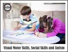 Visual-motor Connectivity Disruption and Autism Spectrum Disorder   YourTherapySource.com Blog