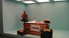 Commercial production - limo - lemonade