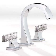 Vegetal Bathroom Sink Faucets, Bathrooms, Downstairs Bathroom, Luxury Bath, Bath Design, Home Appliances, Mirror, Glass, Tubs