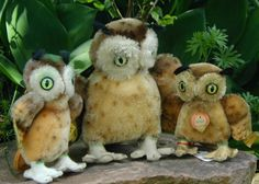 steiff owls