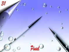 Nailart, Office Supplies, New Nail Designs, Acetone, Nail Studio, Brushes