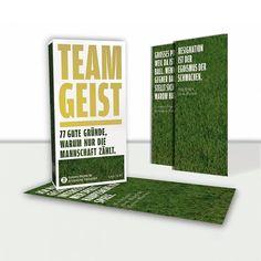 Teamgeist - Inspirierendes vom Fußball