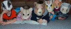 Family Happenings: Animal Masks Inspired by The Mitten Philadelphia, PA #Kids #Events