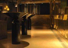 Éclectic restaurant in Paris designed by Tom Dixon