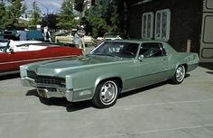 1967 Eldorado in Pinehurst Green