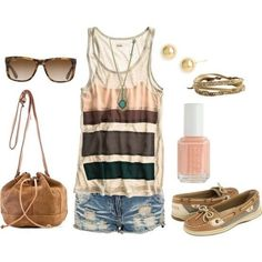 Clothes Casual Outift for • teens • movies • girls • women •. summer • fall • spring • winter • outfit ideas • dates • parties Polyvore :) Catalina Christiano by karin