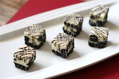 Oreo Cheesecake Bites (and Oreo Truffles)