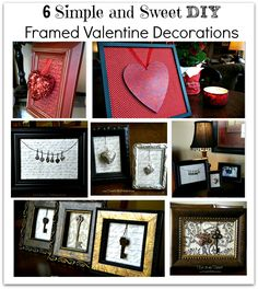 DIY projects & tutorials for vday art