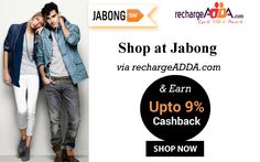 Are you the one who shops lifestyle products frequently and wants to save huge money while shopping the same? If yes, shopping lifestyle (fashion) products from Jabong will surely be the right choice for you.