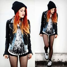 1000 Ideas About Cute Punk Outfits On Pinterest Punk Outfits Punk And Punk Rock Outfits