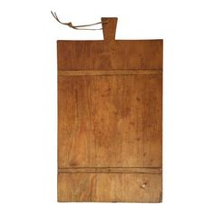 Antique French Boulangerie Cutting Board
