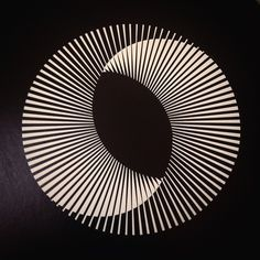 Exploring Illusions The Use of Optical Illusions in Art Graphisches Design, Design Blog, Op Art, Geometric Designs, Geometric Shapes, Geometric Circle, Painting & Drawing, Graphic Art, Graphic Design