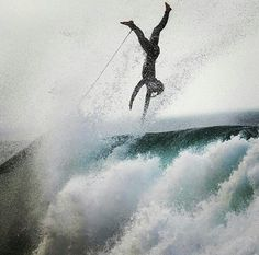 My desire is so Strong Sup Surf, Skate Surf, Windsurfing, Wakeboarding, Female Surfers, Soul Surfer, Surfing Pictures, I Love The Beach, Water Photography