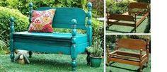 Resultado de imagem para bancos de jardim