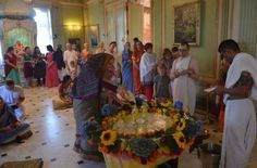 Radhadesh, Belgium – Sri Radhastami- Appearance Day of Srimati Radharani-2017 (Album with photos) Srila Prabhupada:  For a transcendental blissfu…