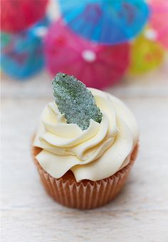 Jemma Wilson is the cupcake queen of Jamie Oliver's Food Tube. Try Jemma's Mojito Cupcakes from Jamie Oliver's Food Tube: The Cake Book.