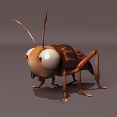 Character Design, Creature Art, Animation, Whimsical Art, 3d Character, Insect Art, Art, Animal Illustration, Cartoon