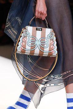 Fendi Fashion Show   More Luxury Details Τσάντες Burberry 3bc03e3de2d
