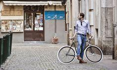 Bicicletta Pagani Duecentodue 202 - Un modo di vivere la città - Biciclette di design realizzate da artigiani italiani #thebikeeffect #bikeisthenewblack