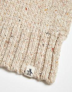 Image 2 ofOriginal Penguin Wool Scarf