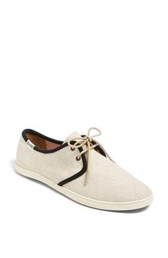 Soludos Lace-Up Sneaker (Women) available at #Nordstrom