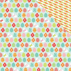 New Echo Park Easter paper collection now available at Crafts U Love http://craftsulove.co.uk/papers.htm#20a