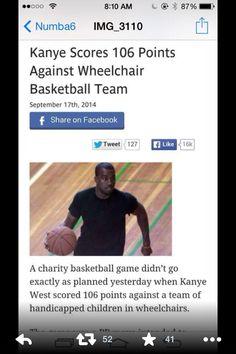 Kanye fail