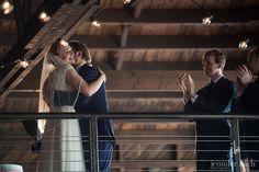 Valory & Robert's Gorgeous Wedding at Saltwater Farm Vineyards | Jennifer Bach Photography