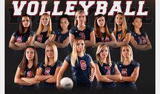 2017 Volleyball team