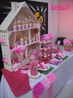 Barbie Birthday Party Ideas | Photo 32 of 35 | Catch My Party