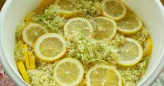 Elállós bodzaszörp | Nosalty Hungarian Cuisine, Hungarian Recipes, Elderflower, Limoncello, Clean Eating For Beginners, Cooking Recipes, Healthy Recipes, How To Stay Healthy, Sweet Recipes