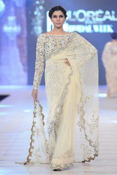 65a332050a Ammara Khan Bridal Collection at PFDC L'Oréal 2014 Pakistani Dresses, Indian  Dresses,