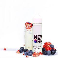 awesome New Norm eLiquid - Snapbacks & Skinny Jeans - / Vape Shop, Vape Juice, Custard, Pomegranate, Vaping, Skinny Jeans, Australia, Search, Store