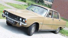Old Rover Classis ergens in Utrecht