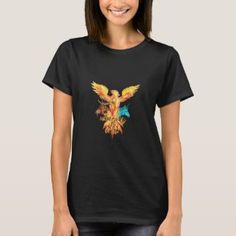 Journey To Osm Book Merch – Journey To Osm Logo Tee   Sybrina Publishing Bird Mom, Owl Illustration, Air Force Mom, Owl T Shirt, Veteran T Shirts, Wardrobe Staples, Shirt Style, Colorful Shirts, Your Style