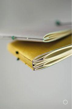Handmade Journals Handmade book by Svart Handmade Notebook, Handmade Journals, Handmade Books, Handmade Rugs, Handmade Crafts, Book Binding Design, Book Design, Design Ideas, Up Book