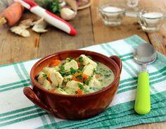 Egy finom Tárkonyos krumplileves csirkemellel ebédre vagy vacsorára? Tárkonyos krumplileves csirkemellel Receptek a Mindmegette.hu Recept gyűjteményében!