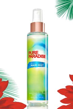 Get beach-sexy hair with fragrance inspired by sunswept beaches & rolling waves! #PureParadise