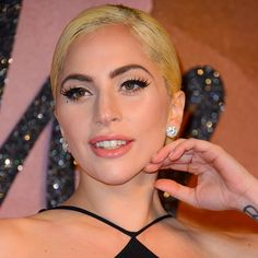 Lady Gaga arrived in style for the 2016 The Fashion Awards at Royal Albert Hall in London on December 5, 2016
