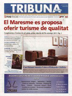 Tribuna del Maresme (2004-  ). Incompleta. Informació general.