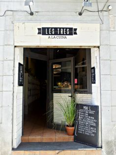 Les Tres a la Cuina, Barcelona