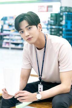 [Drama Where Stars Land / Fox Bride Star ★ 여우각시별 Handsome Korean Actors, Handsome Boys, Korean Star, Korean Men, Kpop, Neoz School, Foto Poster, Sf 9, Jung Hyun