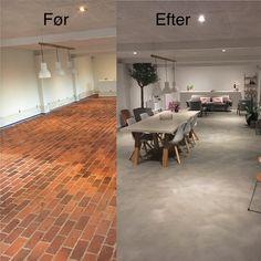 Stony, Concrete Floors, Laundry Room, Urban, Lak, Flooring, Interior, Living Rooms, Basement