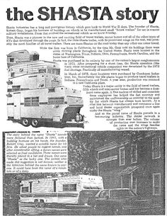 vintage shasta camper floor plans | ... Teardrop trailers, Vintage Shastas, Martin Luther Miller, TN and more