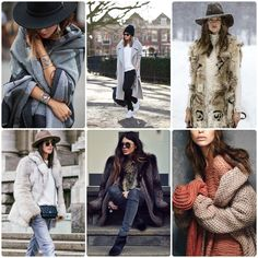 Winter boho fashion - 2016 inspiration - lilmissboho.com