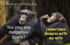 Dangerous Sports