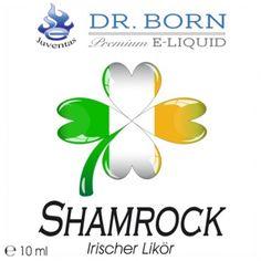 Vapestar - Dr. Born Premium Liquid Shamrock