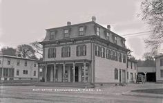 Post Office, Farnumsville, Grafton, MA (Grafton Mini Mart)